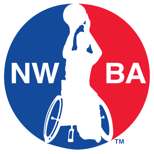 National Wheelchair Basketball Association Logo