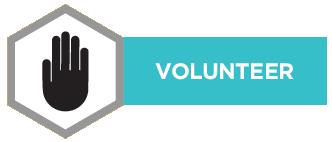 Oklahoma Adaptive Sports Association - Volunteer Button